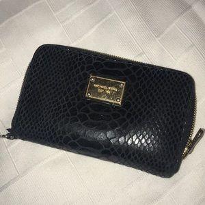 a8669ad20c8d Women Michael Kors Gold Crocodile Bag on Poshmark